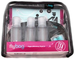 pink flybag
